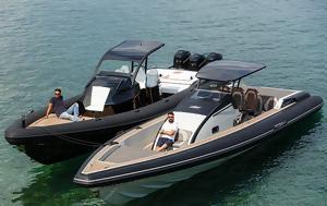 Νιώστε, Κροίσοι, Power Boat Charters, nioste, kroisoi, Power Boat Charters