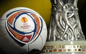Κλήρωση, Europa League LIVE, klirosi, Europa League LIVE
