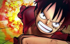 Σεπτέμβριο, One Piece, Burning Blood, septemvrio, One Piece, Burning Blood