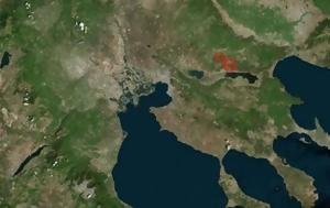 Θεσσαλονίκη, Σεισμός 4 Ρίχτερ, Σοχό, thessaloniki, seismos 4 richter, socho