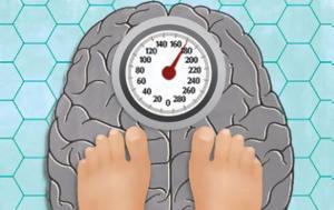 Σε τι διαφέρει ο εγκέφαλος των παχύσαρκων από των αδύνατων;