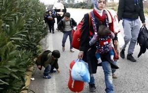 Refugees, Evros Bulgarina, Europe