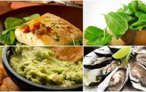 15 τροφές που κάνουν θαύματα στη διατροφή μας