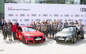 Μπάγερν Μονάχου, Audi, bagern monachou, Audi