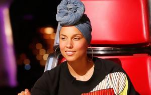 Alicia Keys, -up, The Voice
