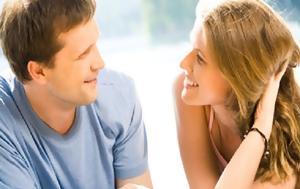 Τι λέει η γλώσσα του σώματος για την ερωτική έλξη