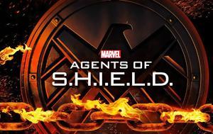 Agents, S H I E L D, Πρώτη, Ghost Rider, Agents, S H I E L D, proti, Ghost Rider