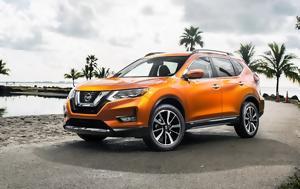 Επίσημο, Nissan Rogue 2017, episimo, Nissan Rogue 2017