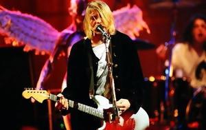 Πανικός, Kurt Cobain, panikos, Kurt Cobain
