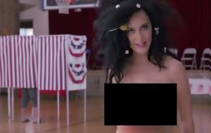 Κέιτι Πέρι, Αμερικανούς, Χίλαρι [βίντεο], keiti peri, amerikanous, chilari [vinteo]