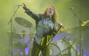 Robert Plant, Συναυλίες, Robert Plant, synavlies