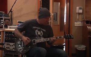 James Hetfield, Metallica, ΜΟΛΩΝ ΛΑΒΕ, James Hetfield, Metallica, molon lave