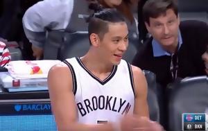 Jeremy Lin, -up