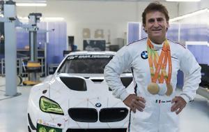 Zanardi, BMW M6 GT3