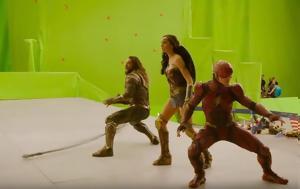 ΒΙΝΤΕΟ, Justice League, vinteo, Justice League