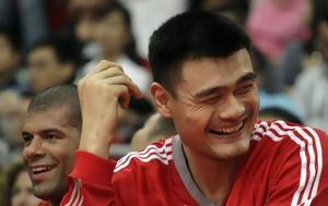 Yao Ming, Bilibili, Αλήθεια, Yao Ming, Bilibili, alitheia
