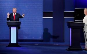Εκλογές ΗΠΑ 2016, Περίπου 64, Κλίντον-Τραμπ, ekloges ipa 2016, peripou 64, klinton-trab