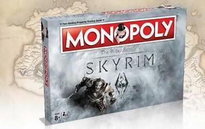 Επίσημη Skyrim, Monopoly, episimi Skyrim, Monopoly