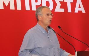 Παναγιώτης Ρήγας, ΣΥΡΙΖΑ, panagiotis rigas, syriza