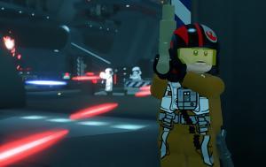DLC, Lego Star Wars, TFA