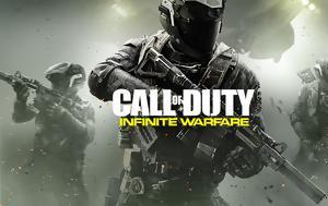 Δείτε, Call, Duty, Infinite Warfare, deite, Call, Duty, Infinite Warfare