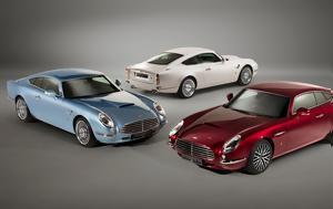 Έτοιμα, David Brown Automotive Speedback GT, etoima, David Brown Automotive Speedback GT