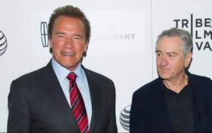 O DeNiro, Schwarzenegger
