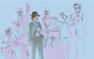Immigrant, Προσφυγικό, Μέγαρο Μουσικής Αθηνών, Immigrant, prosfygiko, megaro mousikis athinon