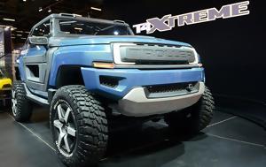 Troller T4 Xtreme, Bronco
