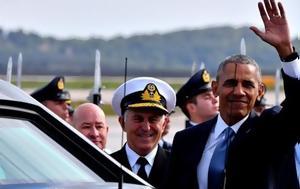 Live, Barack Obama, Acropolis
