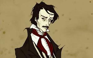 Κρυπτογραφία, Συμβολισμός, Edgar Allan Poe, kryptografia, symvolismos, Edgar Allan Poe