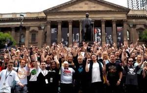 Μελωδική 'Ημέρα T#45shirt', Μελβούρνη, melodiki 'imera T#45shirt', melvourni