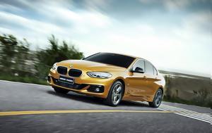 BMW 1-Series Sedan, Κίνα, BMW 1-Series Sedan, kina