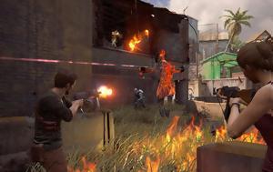 Συνεργατική, Uncharted 4, synergatiki, Uncharted 4