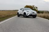 Test Drive, Πρώτη, Toyota C-HR, Μαδρίτη,Test Drive, proti, Toyota C-HR, madriti
