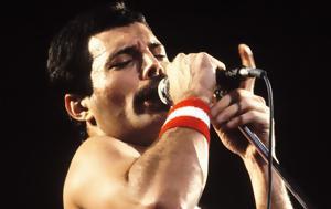 Freddie Mercury- 5