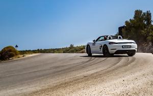 Test Drive, Δοκιμάζουμε, Porsche 718 Boxster, Test Drive, dokimazoume, Porsche 718 Boxster