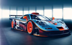 McLaren, F1 GTR Longtail