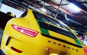 13χρονος, Porsche 911 R, 13chronos, Porsche 911 R