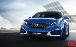 Γρήγορο Peugeot, Focus RS, grigoro Peugeot, Focus RS