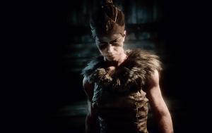 Νέο Gameplay, Hellblade, Senua's Sacrifice, neo Gameplay, Hellblade, Senua's Sacrifice