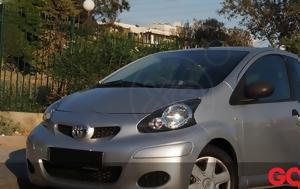 Toyota Aygo, 6 000 €