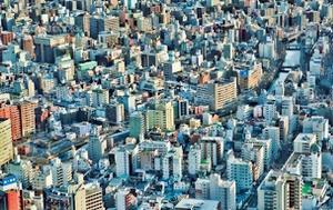 Το τσιμέντο των πόλεων προστατεύει τη Γη!