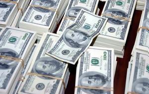 Το δολάριο που ...δεν έρχεται!