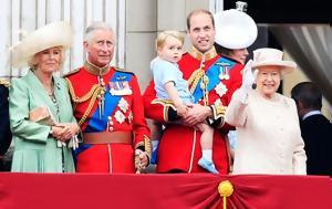 Πένθος, Buckingham Palace, Έφυγε, penthos, Buckingham Palace, efyge