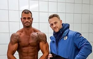 Νέες, Ίλαρχο, Bodybuilding, nees, ilarcho, Bodybuilding