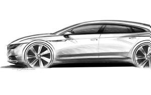 Arteon, VW Passat CC