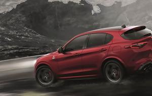 Alfa Romeo Stelvio, SUV