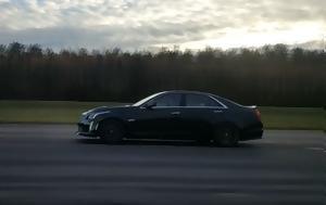 Cadillac CTS-V, BMW M6 E63