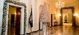 Χριστούγεννα, Ομπάμα, Λευκό Οίκο -Στολισμός, [εικόνες],christougenna, obama, lefko oiko -stolismos, [eikones]